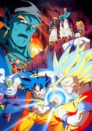 Poster guerreros de plata