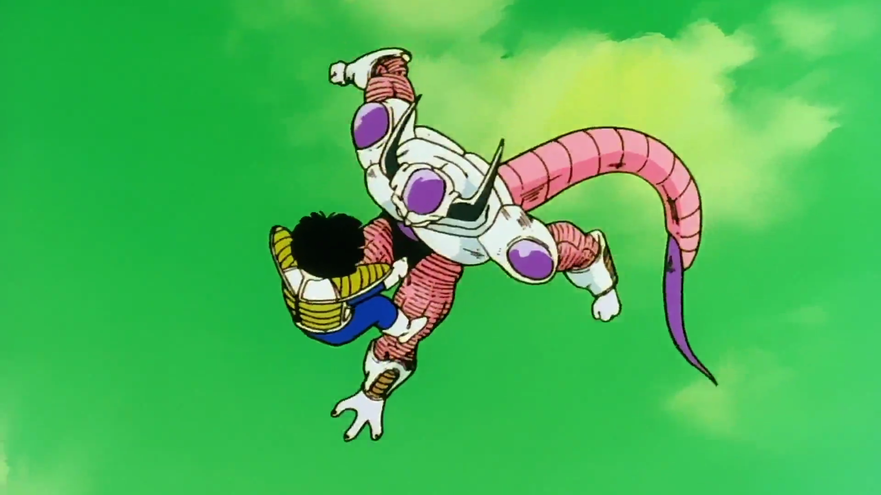 List of techniques used by Frieza
