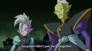 Zamasu overwhelms Goku and Vegeta - 1080P HD 90200