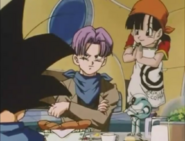 Pedido a trunks