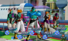 Babidi's Counterattack Saga Mission 5 - 1