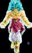 Broly Super Saiyan controllato