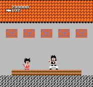 Dragon Ball Shenron no Nazo - Goku y Yamcha