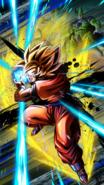 Sparkling Super Saiyan Goku