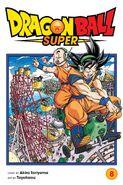 DBS manga Volume 8 cover Viz