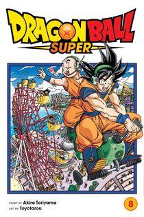 DBS manga Volume 8 cover Viz.jpeg