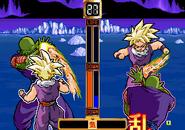 Gohan vs Piccolo Dragon Ball Z V.R.V.S.
