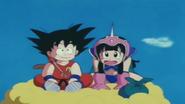 Son Goku-Sa y la Princesa Chi-Chi