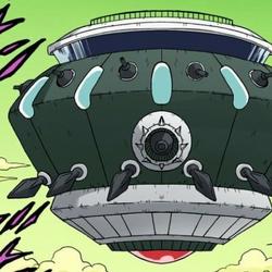 Nave espacial de Sagambo