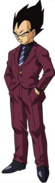Business Suit Vegeta