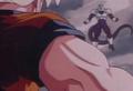 Goku vs cooler