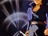 Future Trunks' Sword