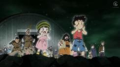 Earthlings Trunks Genkidama