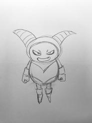 Artwork de Zoirei 2 (Toyotaro)