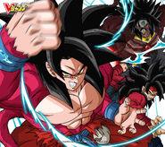Bardock Goku Broly