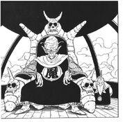 Demon King Piccolo and his son Piano.jpg