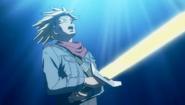 SuperTrunks Hikari Sword 5