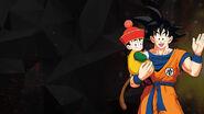 DB Game Project Z - Goku e Gohan