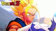 Italiano DBZK Dragon Ball Z Kakarot - Paris Games Week Trailer - PS4 XB1 PC