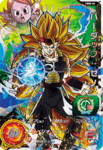 SDBH World Mission Card PBBS-06 Super Saiyan 3 Xeno Bardock (Promotions Set - SSJ3 Bardock Time Breaker Battle Armor)