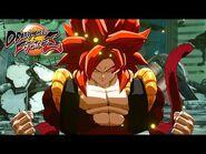 Dragon Ball FighterZ - Gogeta -SS4- Trailer
