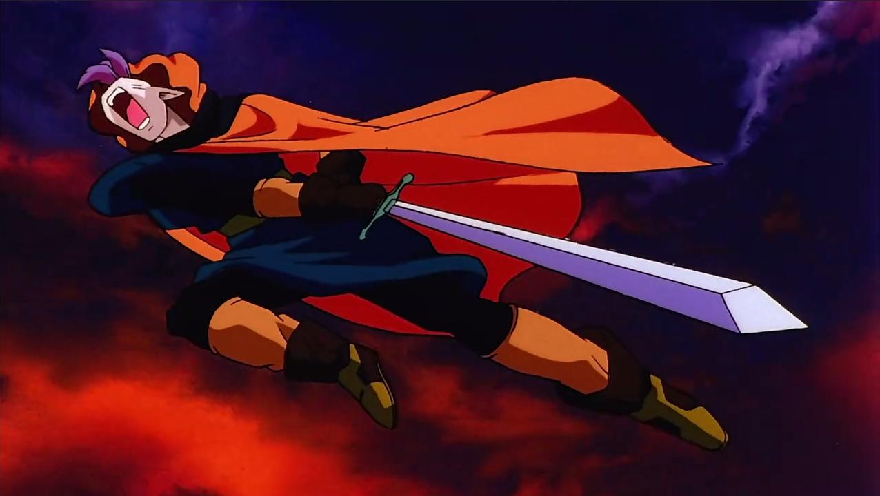 Brave Sword Attack