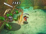 Attack of the Saiyans - Robot Pirata