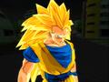 BT3 Super Saiyan 3 Goku