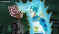 Vegeta vs Black Goku