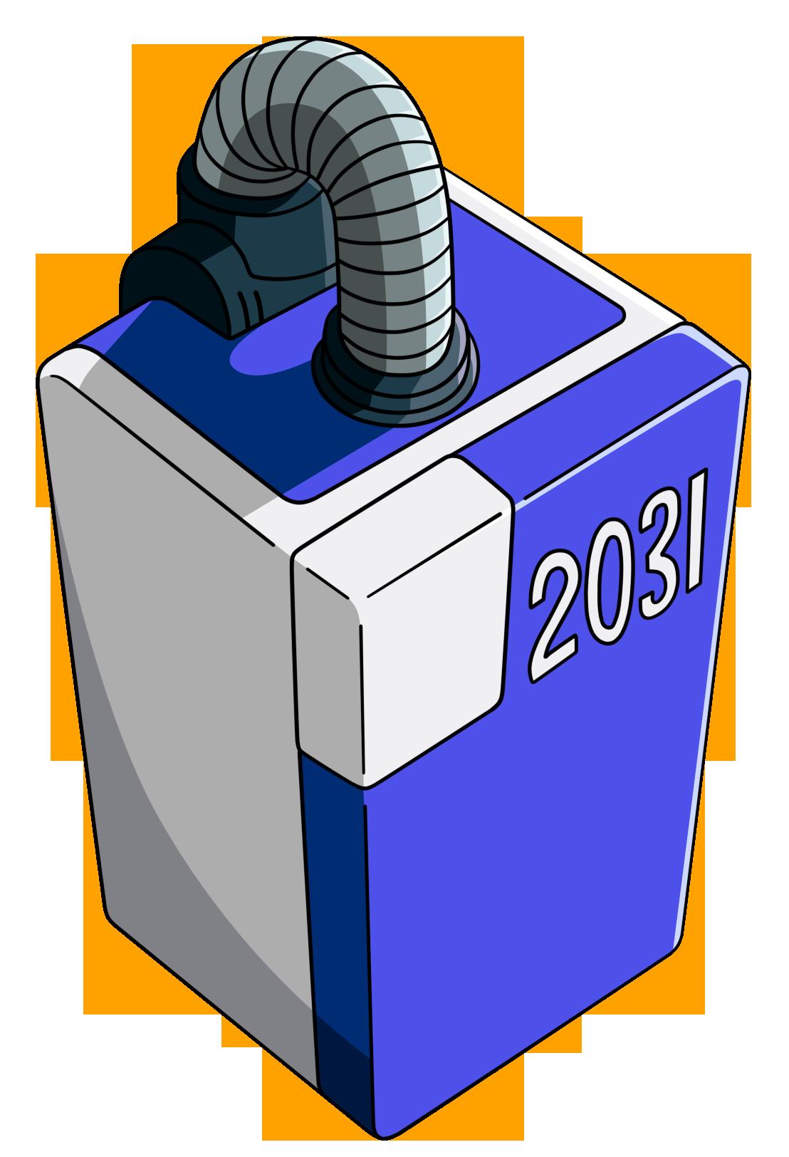 Cápsula Número 2031