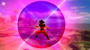 Goku SSJD (ZBR)
