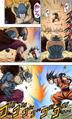 Goku vs Moro color