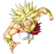 Super Saiyan Tipo C Dokkan Artwork