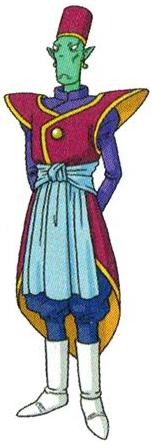 Assistente del Kaiohshin dell'Universo 6