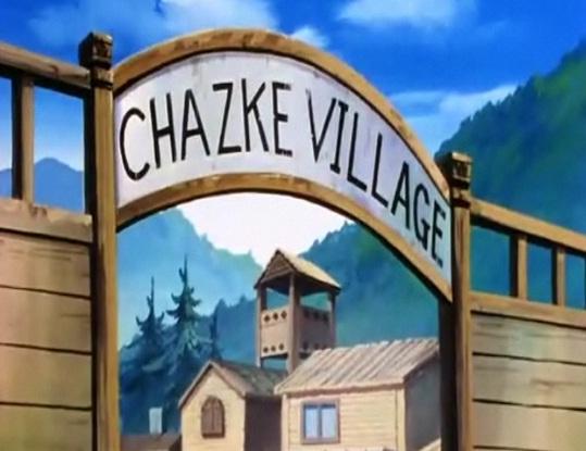 Villaggio di Chazke