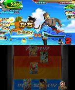 Dragon Ball Heroes Ultimate Mission 2 - Modo de juego