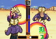 Trunks vs Gohan Dragon Ball Z V.R.V.S.(2)