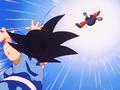 11. Goku sent Super Sigma flying