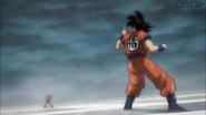 DBS EP84 Goku vs Krillin