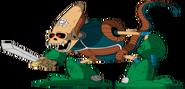 Dragon Ball Z Dokkan Battle - Robot Pirata