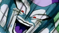 Namek's Destruction - Frieza laughing