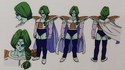 Zarbon Concept Art for DBS Broly