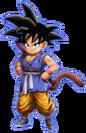 GT Goku Fighterz