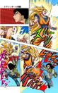 SS3 Goku vs 17