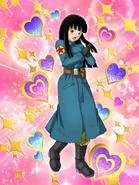 Dokkan Battle Flowers on the Battlefield Mai (Future) card