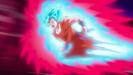 SSBK Goku's Speed