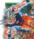 UI Manga Cover