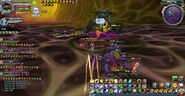 Cell-X Boss Battle 4 (Dragon Ball Online)