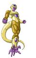 Golden Freezer (Artwork) (Super Dragon Ball Heroes)