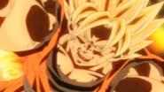 Super Esfera de Poder del Dios de la DestrucciónGoku2